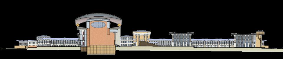 Ezekiel's Temple.